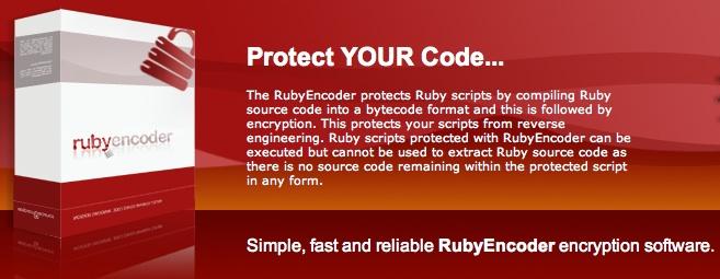Ruby Encoder 1.1